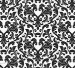 Black_and_white_damask