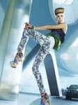 Harper s bazaar arabia march 2010 versace shoes