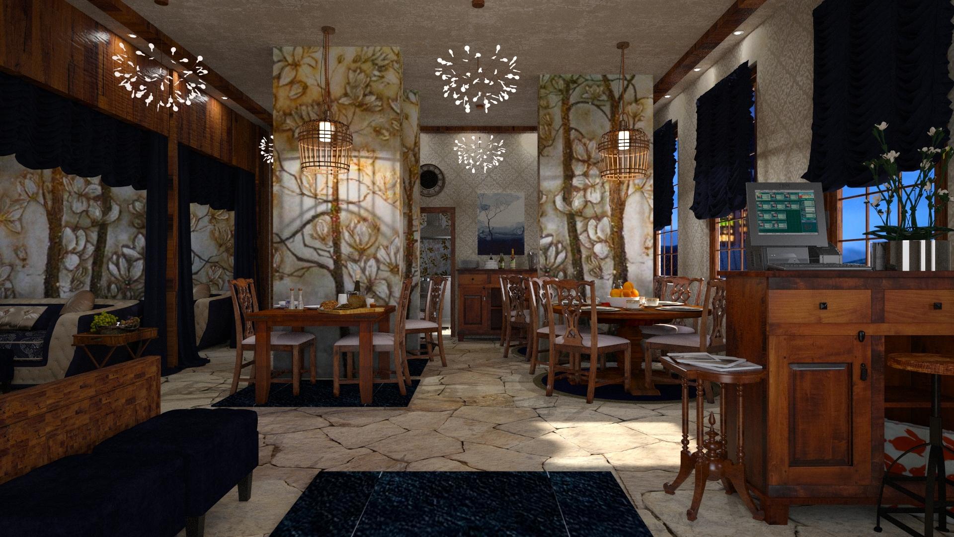 Https Roomstyler Com Rooms  Restaurant