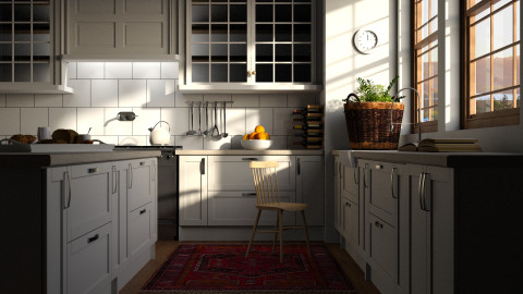Euphony - Country - Kitchen - by Musicman