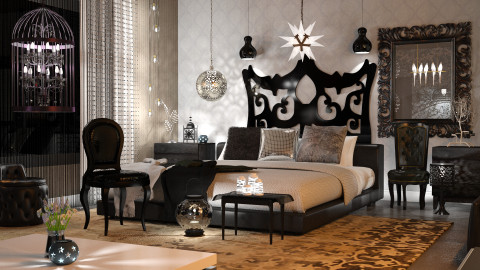 night lights - Bedroom - by JeroenBekkers