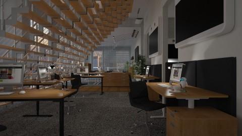 Modern Tech Office - by JayPH
