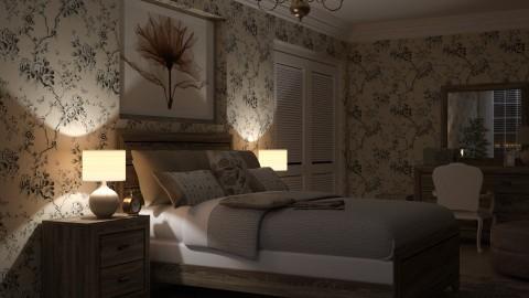Farrell Bedroom - by JayPH