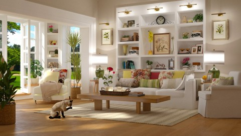 Inspirational Living Room - Living room - by maja97