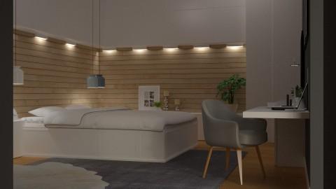 Light Human Hotels - by meggle