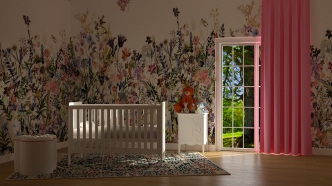 Nursery - by Sanja Pipercic
