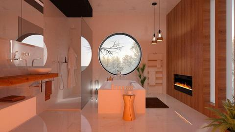 round  window - by barnigondi