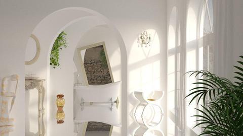 white simplicity - by barnigondi