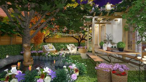 Garden - Garden - by Roberta Coelho