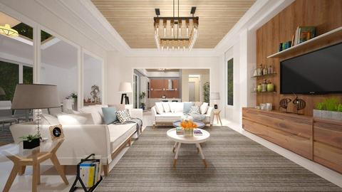 LM - Living room - by Roberta Coelho