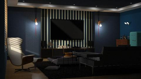 Cinema at Home - by DeborahArmelin