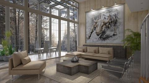 High Windows - by Artem Vivendi