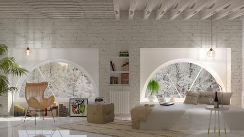 white refuge - by barnigondi