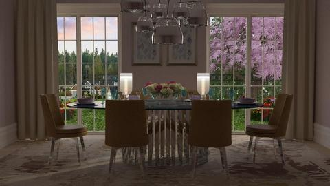Formal Dining - by meggle