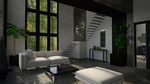 Stairs - by Artem Vivendi