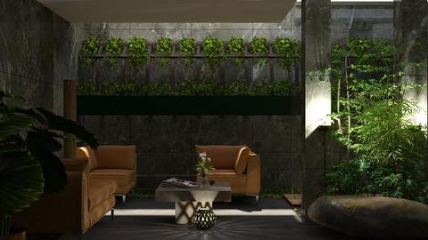 Planters Modern LR - Living room - by JayPH