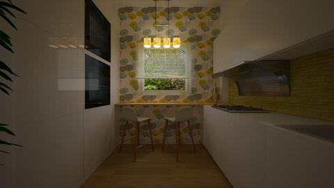 Mitroescu kitchen - by homebychristina