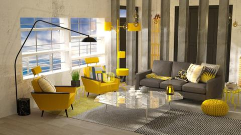 Amarillo - Rustic - Living room - by Lifandus
