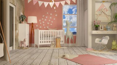 my darling - Kids room - by Alda Neziri