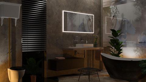 swan - Bathroom - by sirtsu