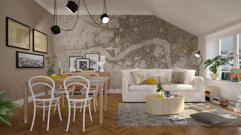 Thonet - Modern - Living room - by VALKHAN