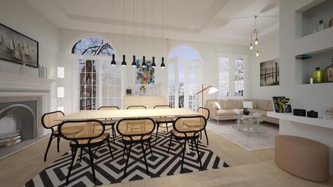 Thonet - Living room - by Roberta Coelho