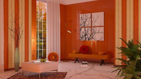 Autumn Fern - by barnigondi