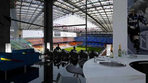 San Siro stadium 2 - by rossella63