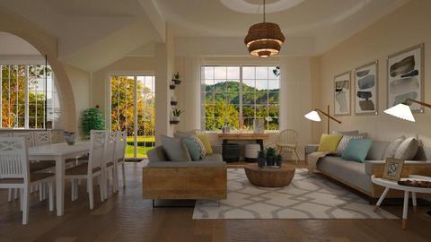 S 106 - Living room - by Roberta Coelho