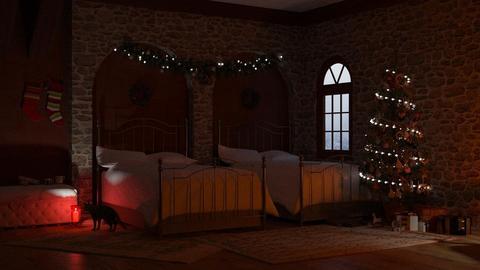 Silent Night - Bedroom - by Twilight Tiger