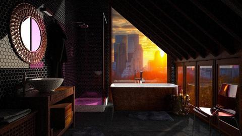 Cityview - Bathroom - by Liu Kovac