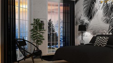 mural - Bedroom - by sirtsu