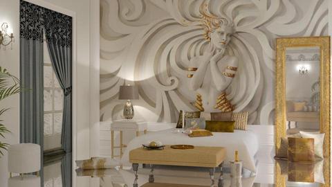 Bedroom Mural - by barnigondi