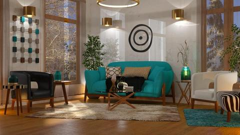 Template 2019 living room - Eclectic - by sukica