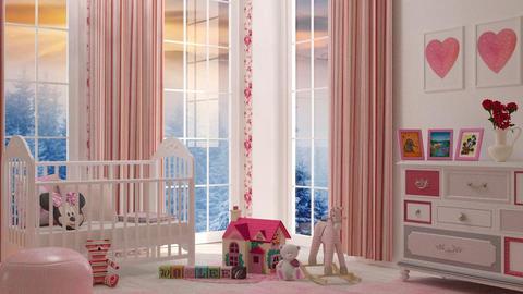 baby - Kids room - by sirtsu