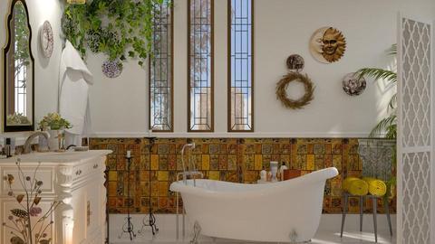 Bathroom - by barnigondi