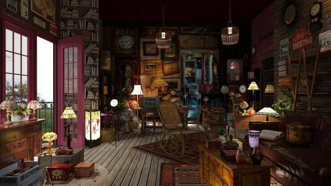 Vintage shop - by rossella63