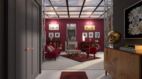 art - Living room - by rfstarbuck