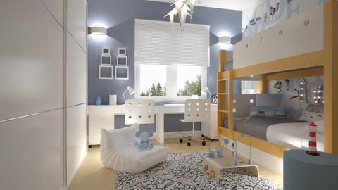 for two kids - Kids room - by rossella63