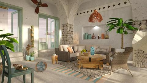Havana - Eclectic - Living room - by Chad_dp