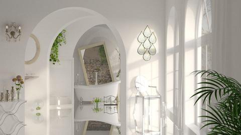 white transparent - by barnigondi