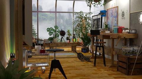 Boho Workshop - by meggle