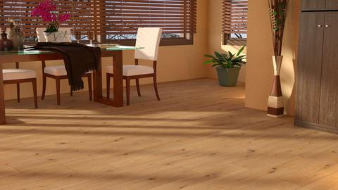 Artisan Flooring II - Dining room - by Inna_Inas