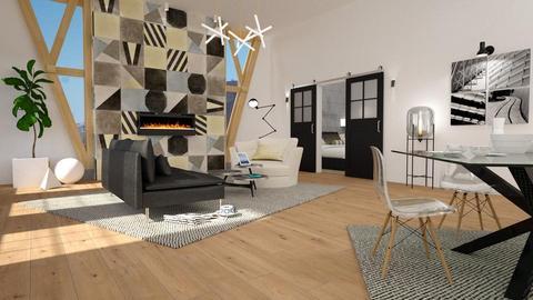 ARTISAN - Modern - Living room - by starsector