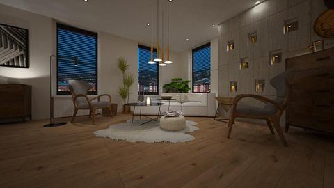 ARTISAN FLOORING template - Modern - Living room - by liling
