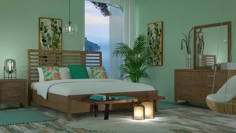 Contest OAK - Bedroom - by deleted_1556036310_sirtsu