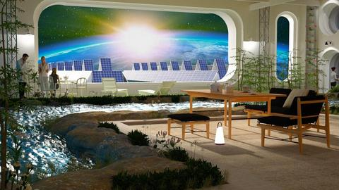 Solardeck - Garden - by anchajaya