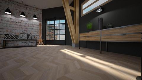 Haring Oak - Living room - by rasty