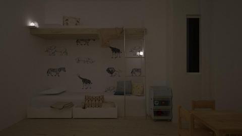 Good Night - Kids room - by XXXDECORATION