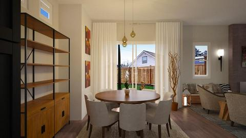 Duncan Living 2 - Living room - by louisdhe